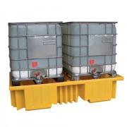 Záchytná vana pod 2 IBC kontejnery - PLN 3810