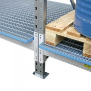 Záchytná vana do regálových systémů - R23-5701-E