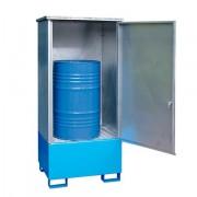Záchytná krytá vana pro 200 l sud - P21-2480-A