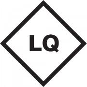 Značka Označení omezeného množství - folie samolepící
