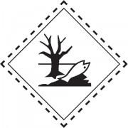 Značka Látky ohrožující životní prostředí - magnetická folie