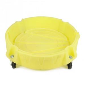 Pojízdná záchytná miska - EN 5205