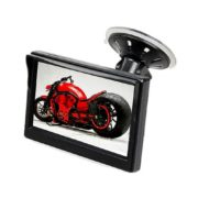 """5.0"""" LCD Monitor s přísavkou na sklo"""