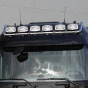"Trubkový rám ""Metec"" horní - Renault Range T"