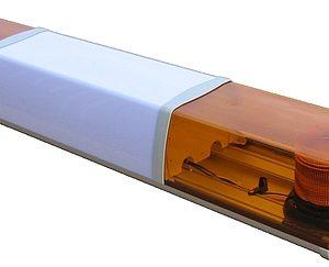 Majáková rampa LED Vision Alert (12/24V) 742mm