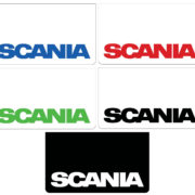 Zástěrka SCANIA - 2ks - 60x35 cm