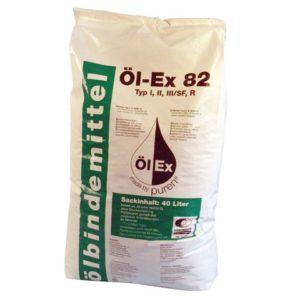 Sorbent Öl-Ex 82 - sypký (10 kg)
