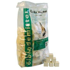 Sorbent Öl-Ex - kostky (10 kg)