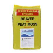 Sorbent rašelinový - sypký - EuSORB (10 kg)