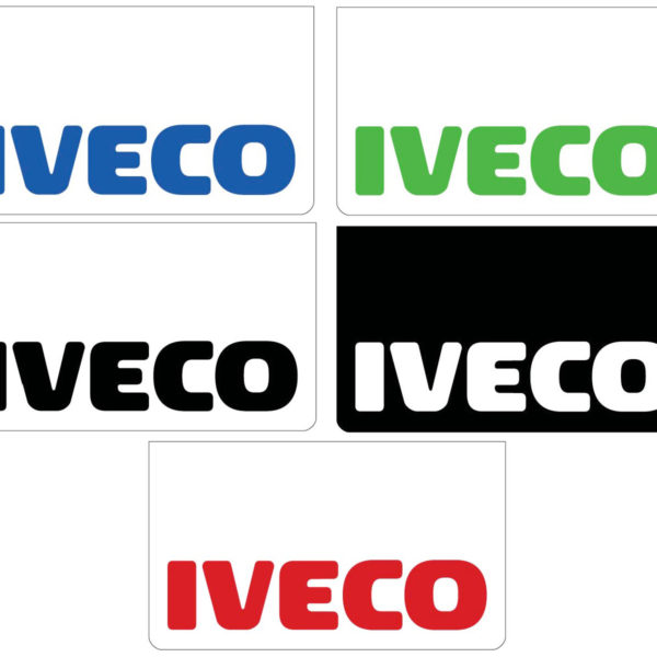 Zástěrka IVECO - 2ks - 60x35 cm