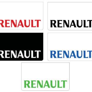 Zástěrka RENAULT - 2ks - 60x35 cm