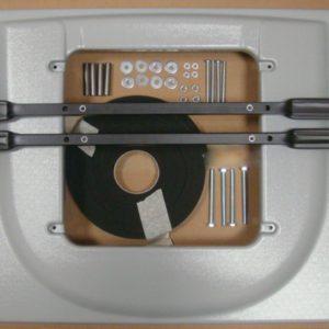 """Montážní sada - """"Univerzální"""" pro klimatizaci Indel B - Sleeping Well OBLO 24V/950 W"""
