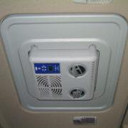 Univerzální kit (montážní sada) pro klimatizaci Indel B - Sleeping Well OBLO 24V/950 W