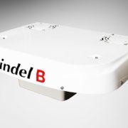 Klimatizace Indel B kompresorová - Sleeping Well OBLO AIRCON 24V / 1600 W