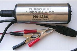 Palivová pumpa NerDas - elektrická 24V