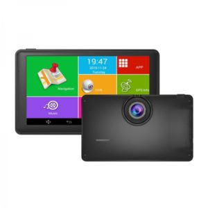 "Navigace 7.0"" GPS (android) s DVR kamerou + WIFI + Bluetooth - TRUCK / TIR / OA"