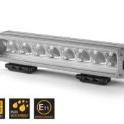 Světlomet Triple-R 1000 - (LED panel Lazer 40 cm s pozič. osvětl.) - TITAN