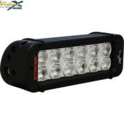 LED panel X-VISION (201mm) 12xLED / 60W / OFFROAD