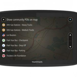 """Navigace 6.0"""" - TomTom GO Professional 6200 EU"""