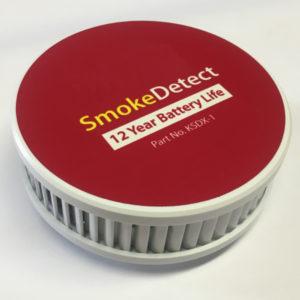 Kouřové čidlo do vozidel