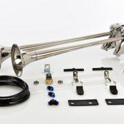 Vzduchové houkačky (sestava) typu A401 (65cm) + A401 (70cm)