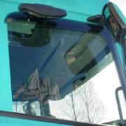 Aerodynamický kryt / ofuky / deflektory na boční okénko SCANIA R/S NEW GENERATION (dlouhý)