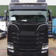 Sluneční clony Scania R&S NEW GENERATION