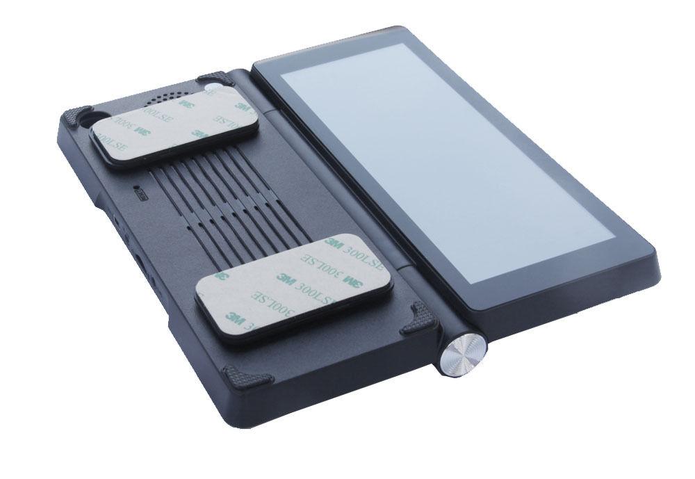 """Navigace 7"""" GPS na palubní desku - WIFI - DVR kamera / TRUCK / TIR / OA (DS792)"""