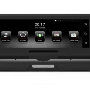 """Navigace 8"""" GPS s elektronickým sklápěním, DVR kamerou, Bluetooth, Wifi, SIM slot - TRUCK/OA (DS899)"""