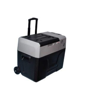 Lednice Vigo Cool 50 l - přenosná, kompresorová (12/24/230V)