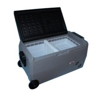 Lednice Vigo Cool 36 l - přenosná, kompresorová (12/24/230V)